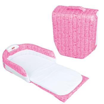 Hnízdo pro miminko růžové Jolly ibaby