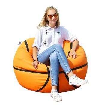 Sedací vak basketbalový míč EMI