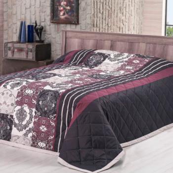 Přehoz na postel Paolina fialový Night In Colours