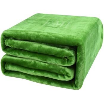 Deka zelená 150x200 cm EMI