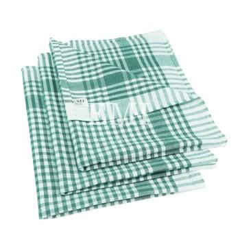 Utěrky na nádobí zelené set 3 ks EMI