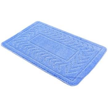 Koupelnová předložka 50x80 Sirius modrá