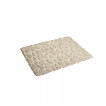 Koupelnová předložka 50x80 Naos béžová EMI
