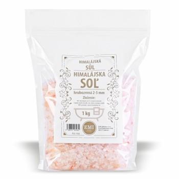 Himalájská sůl do koupele 1 kg