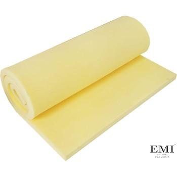 Povrchová matrace z paměťové pěny bez povlaku 4 cm EMI