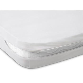 Chránič na matraci nepromokavý bílý EMI