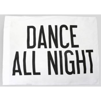 Polštář dance all night EMI