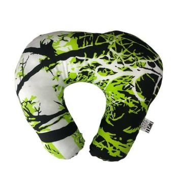Cestovní polštář forest zelený EMI