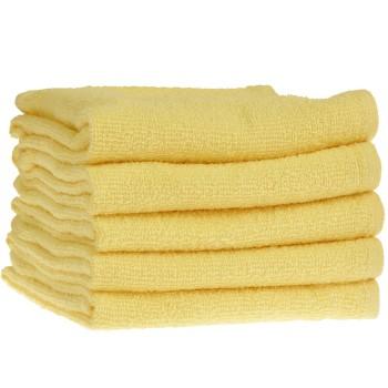 Dětský ručník bavlněný 30 x 50 cm meruňkový EMI